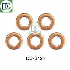Volkswagen VW Transporter Caravelle 2.5 Diesel Injector Washers Seals Pack of 5