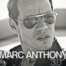 3.0 Marc Anthony CD Sealed New 2013