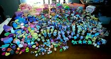 Huge Lot LPS Littlest Pet Shops with accessories and over 200 pets!!