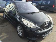 2007 Peugeot 207 1.6 16v SE STARTS+DRIVES SPARES OR REPAIRS