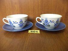 Stavangerflint LAJLA - 2 x XL Breakfast Tea Cups & Saucers