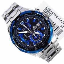 Casio Edifice Men's Wristwatch - EFR-539 1A2V STEEL BLUE CHRONOGRAPH Watch