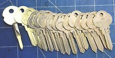The Club Steering Wheel Key Blanks 15 Uncut Keys Lock Locksmith Auto Security