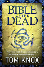Bible of the Dead,Knox, Tom,New Book mon0000067561