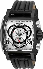 20249 Invicta Tonneau S1 Rally Touring Swiss Made Quartz Chronograph Strap Watch