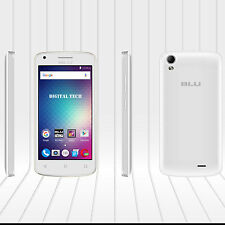 "BLU Neo X Mini N150U Android 6.0 Unlocked 4G PHON 4.5"" HD 5MP 4GB Dual SIM WHITE"