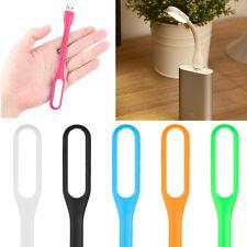 6PCS Flexible Bright Mini USB LED Light Lamp for Notebook PC Laptop Reading HH