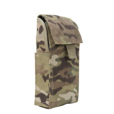 Rothco MOLLE Folding Shotgun Shell Military Tactical Pouch Holder MTP / Multicam