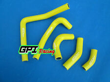 FOR HONDA CR250 CR 250 02-08 2003 2004 2005 2006 2007 2008 Radiator Hose yellow