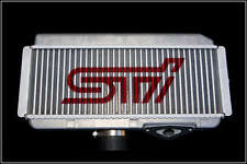 STI Intercooler stencil, Jdm, drift, subaru, wrx, impreza, Easy spray diy