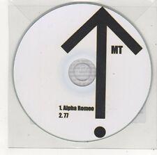 (FF59) MT, Alpha Romeo - DJ CD