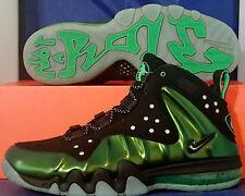 Nike Barkley Posite Max Gamma Green Black Chuckposite SZ 9 ( 555097-301 )