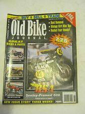 1996 Old Bike Journal Magazine issue #69    (BD-36)