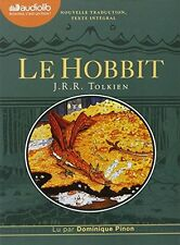 Le Hobbitt - LIvre audio 2 CD MP3 (French Edition) by J.R. Tolkien