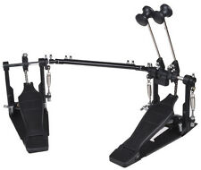 Drum Pedal Double Bass Pedal Foot kick Drum Set Percussion Single Chain Drive