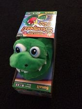 New Stompeez Growling Dragon Slippers Size Small Shoe Size 9-11 Free Shipping