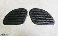Fuel Tank Knee Pads Large - Ryca Motors, Cafe Racer