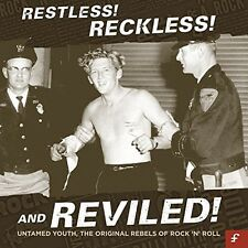 Restless Reckless & Reviled: Untamed (2014, CD NEUF)3 DISC SET
