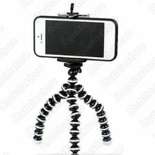 PHONE TRIPOD & MOUNT - Bendy Universal Mobile Cradle Holder Quick Release