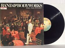 PETER, PAUL & MARY REL.: NOEL PAUL STOOKEY BAND & BODYWORKS vinyl LP NEW WORLD
