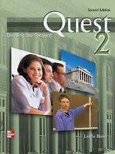 Quest: Listening + Speaking, Book 2- WCD