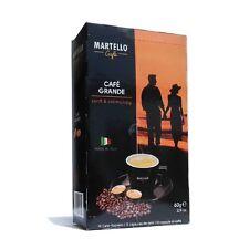 NEW Martello Cafe Grande Espresso Italico 10 Capsules Pack FREE SHIPPING