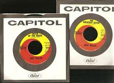 JODY MILLER, QUEEN OF THE HOUSE, ORIGINAL CAPITOL 45rpm record, 1965, MINT-!