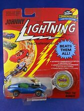 "Johnny Lightning 1993 Vicious Vette ""Blue"" – Commemorative Edition - MIMP"
