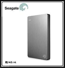 New Seagate Backup Plus Slim 1TB Portable External Hard Drive - Silver Color..!