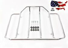 HARLEY TOURING 1997-2017 TOUR PAK LID MOUNT LUGGAGE RACK ULTRA NOT MADE IN CHINA