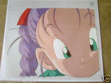 DRAGONBALL BURUMA BULMA ANIME PRODUCTION CEL 14