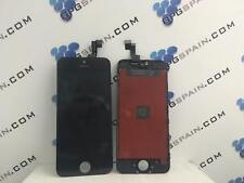 PANTALLA COMPLETA TACTIL LCD IPHONE 5S LCD ORIGINAL NEGRA REMANUFACTURADO