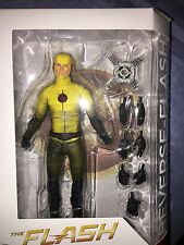 The Flash tv series  Reverse Flash   6 inch figure set