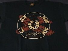 BENNY GOLD BULLSEYE SHIRT NAVY LARGE supreme palace