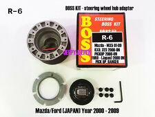 BOSS KIT STEERING WHEEL HUB ADAPTER MAZDA PICKUP B2200 B2600 MX5 RX8 FORD RANGER