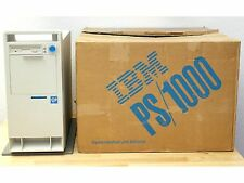 486 computer IBM ps/1000 Blue Lightning modello speciale con disco rigido e floppy
