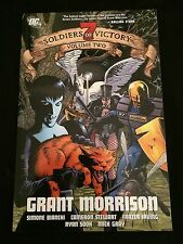 SEVEN SOLDIERS OF VICTORY Vol. 2 Trade Paperback