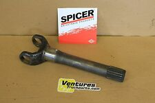 Outer Axle Yoke Shaft Dana 44 Ford F250 Small Ball Closed Knuckle Dana Spicer