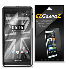 2X EZguardz LCD Screen Protector Cover HD 2X For Marshall London (Ultra Clear)