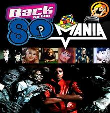 80's Mania 7 -Non Stop Dj Video Mix Dvd- 73 Minutes Of Classic Eighties Hits!