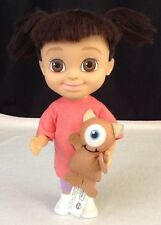"2001 Babblin Boo Doll w Mike From Original Monsters Inc. 11""  Works w/ Batteries"