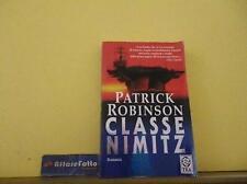 ART L1384 LIBRO CLASSE NIMITZ - ROBINSON - ANNO 2006