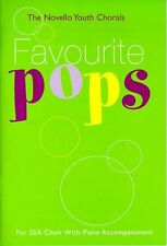 Chorals Favourite Pop Songs Sing Labi Siffre Britney Spears Music Book