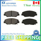 BRAND NEW PREMIUM FRONT CERAMIC BRAKE PADS FOR ACURA ILX 2012 D914
