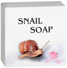 Snail Soap for Beautiful and Young Skin - Anti Acne -Scar Removal 30g