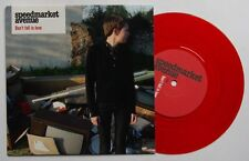Speedmarket Avenue Don't Fall In Love Ltd Ed Red Vinyl 7in 2008 Indie