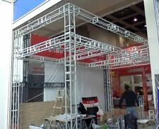 NEW 10'Hx10'Dx20'W ALUMINUM LIGHTING TRUSS Free Ship by Sea