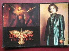 POSTCARD ADVERT FILM POSTER THE CROW - CITY OF ANGELS COLLAGE 4 B30