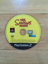 The Simpsons Game for PS2 *Disc Only*