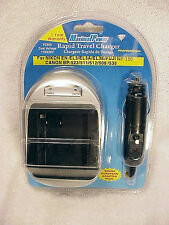 Charger EN-EL3/EL3A/EL-3E/Fuji NP-150|Canon BP511/512/508/535/522 | NEW | USA |